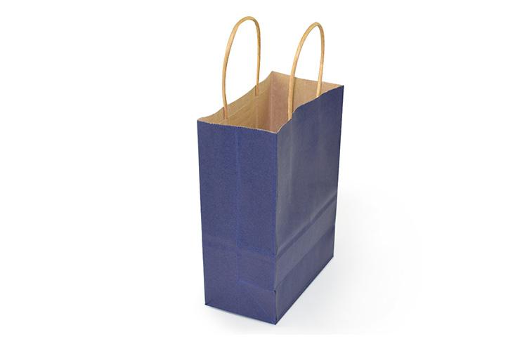 环保牛皮纸礼品袋