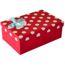 彩色礼品盒包装