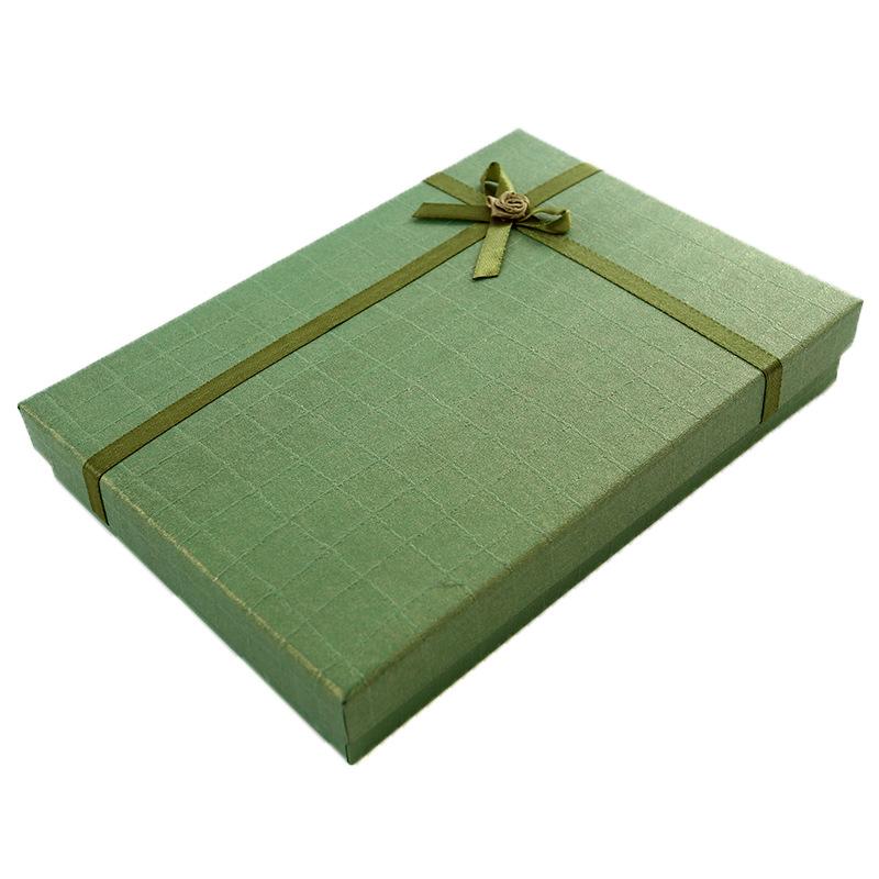 礼品包装盒制作