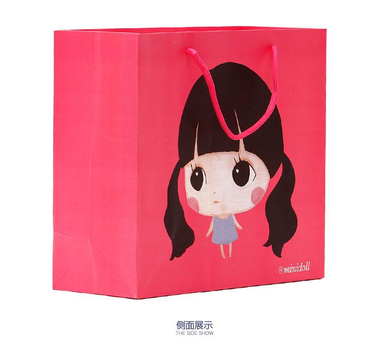 韩版礼品袋定制