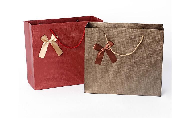 高档红酒礼品袋制作