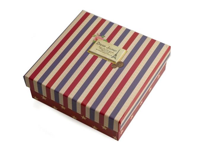 时尚礼品包装盒