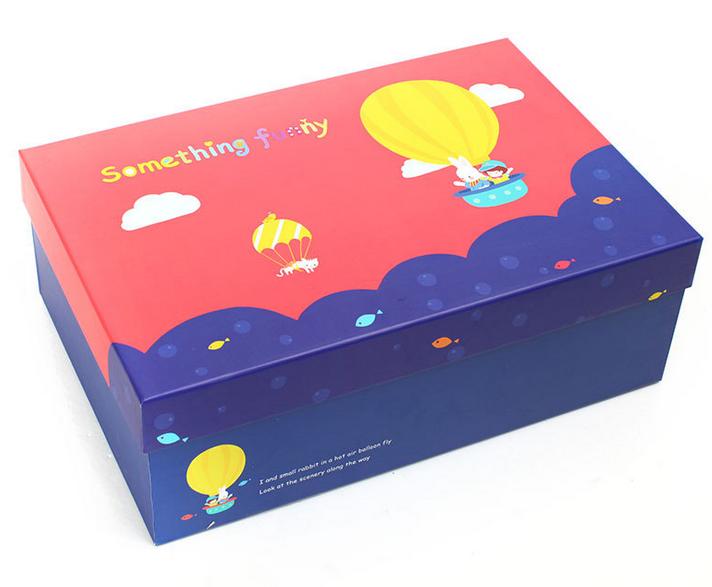 卡通礼品盒订制