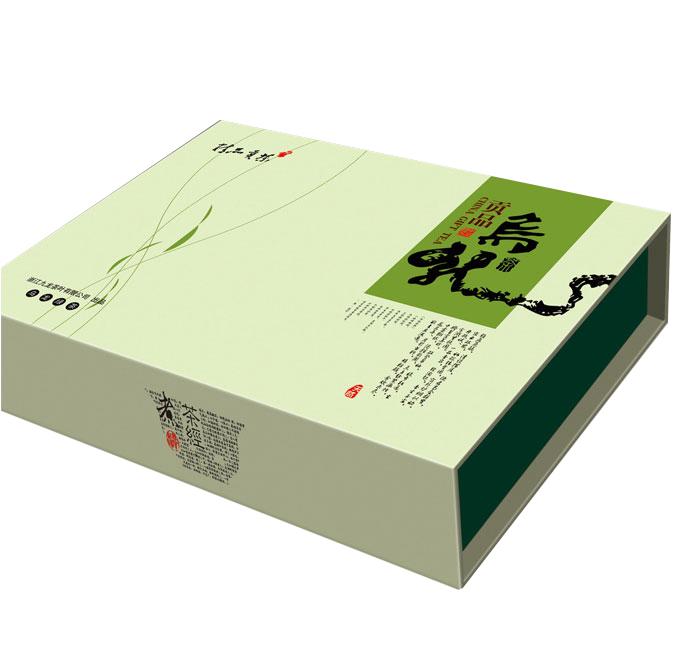 高档茶叶盒定做